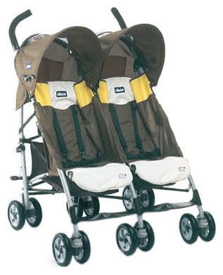 Прогулочная коляска Chicco Ct 0.5 Twin