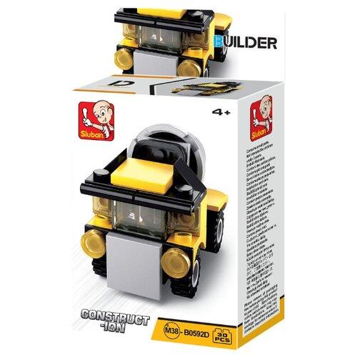 Купить Конструктор SLUBAN Builder M38-B0592D Спецтехника, Конструкторы