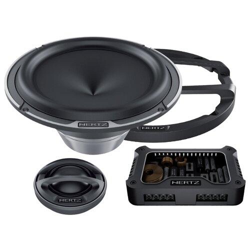 Автомобильная акустика Hertz MLK 1650.3 автомобильная акустика hertz ml 1800 3