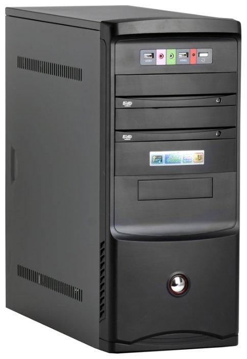 Компьютерный корпус SeulCase H-216 350W Black