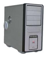 Компьютерный корпус Floston Majestic 350W Silver
