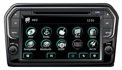 Автомагнитола FlyAudio 66026A01 Volkswagen Jetta