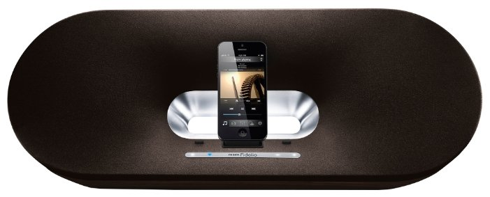 Колонки/док-станция Philips Fidelio DS6600 для iPhone/iPod