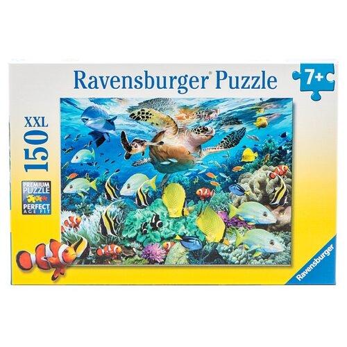 Купить Пазл Ravensburger Коралловый риф (10009), 150 дет., Пазлы