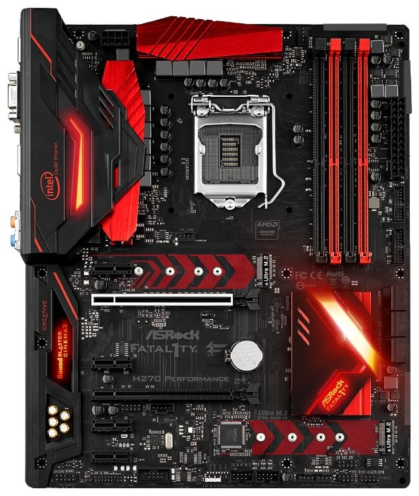 ASRock Fatal1ty H170 Performance Intel RST Windows 8 X64