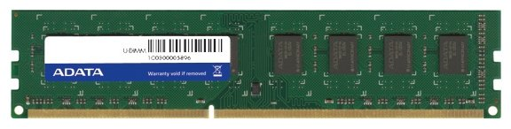 ADATA DDR3 1600 DIMM 2Gb