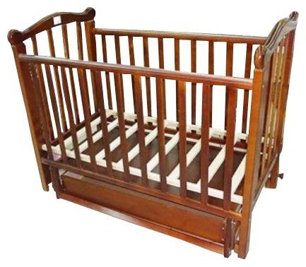 Кроватка Карат Любаша 4 (продольный)