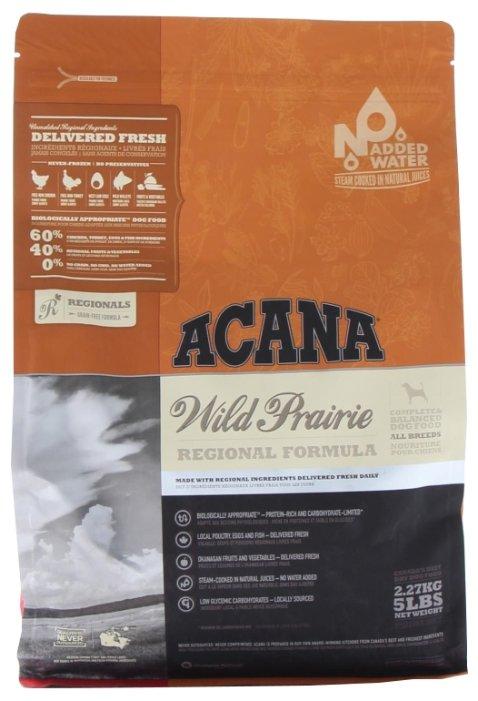 Корм для собак Acana Regionals Wild Prairie 2.27 кг