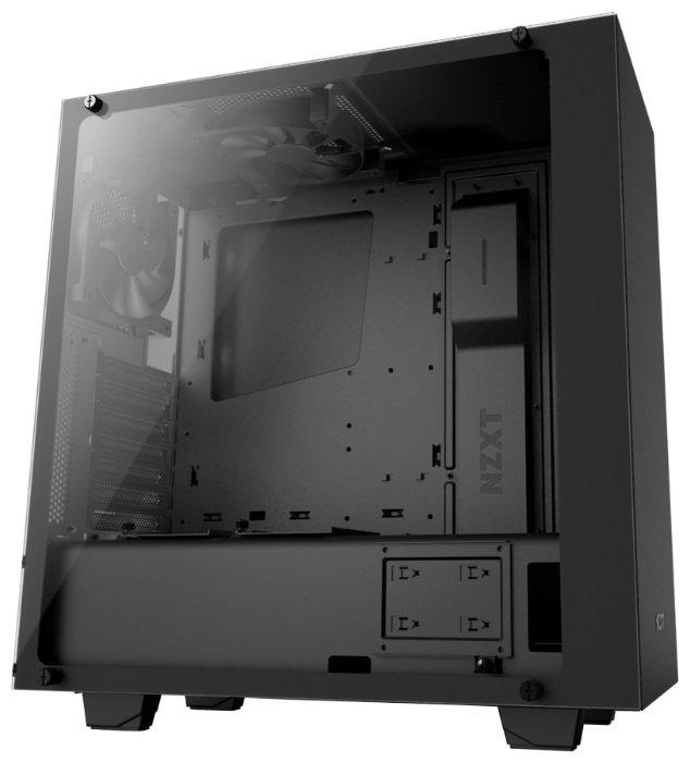 NZXT Компьютерный корпус NZXT S340 Elite Black