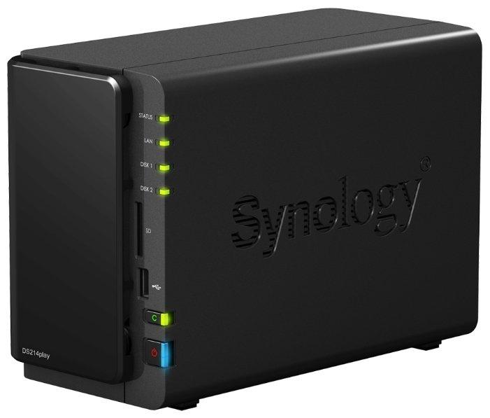 Сетевой накопитель (NAS) Synology DS214play