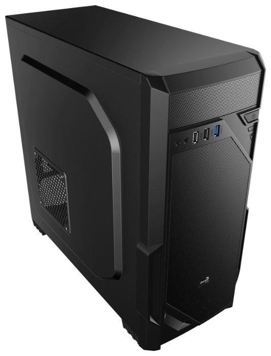 AeroCool Компьютерный корпус AeroCool VS-1 Black