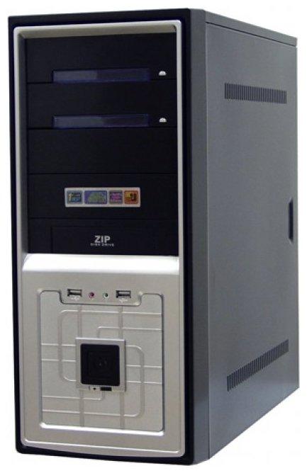 Компьютерный корпус SeulCase H-208 350W Black