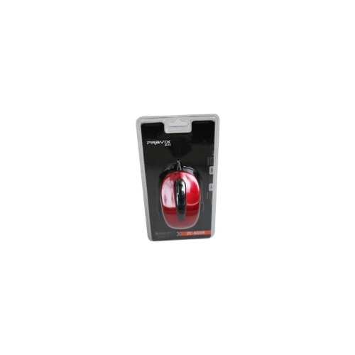 Мышь Pravix ZC-603R Red USB