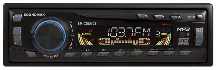 Автомагнитола SoundMAX SM-CDM1031