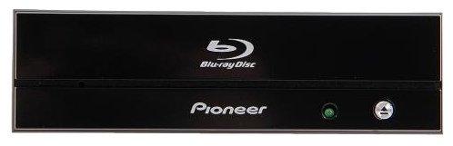 Pioneer BDR-S08XLT Black