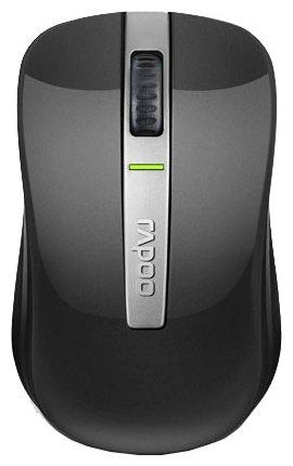 Мышь Rapoo Dual-mode Optical Mouse 6610 Grey Bluetooth