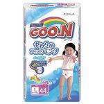 Goo.N трусики для девочек L (9-14 кг)