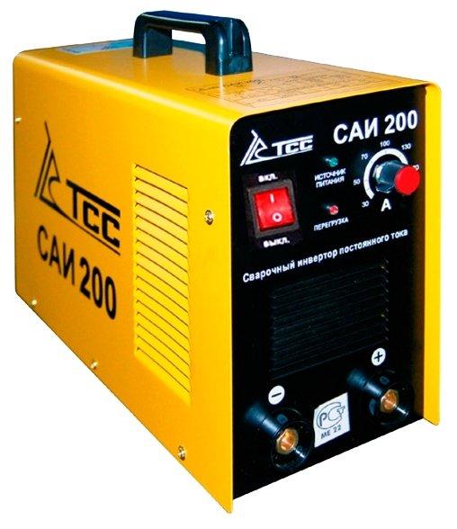 Инвертор для плазменной резки ТСС САИ-40П