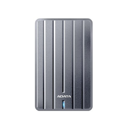 Фото - Внешний HDD ADATA Choice HC660 2 TB, серый внешний hdd adata choice hc660 1tb титан ahc660 1tu31 cgy