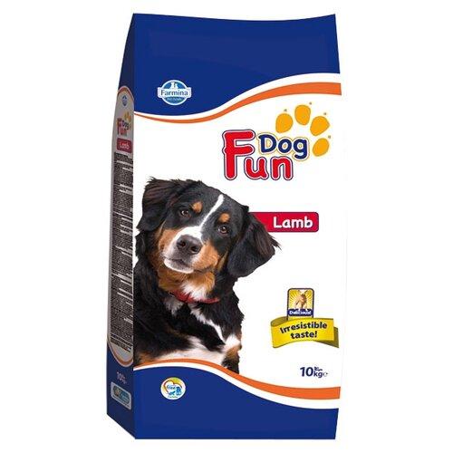 Сухой корм для собак Farmina Fun Dog, ягненок 10 кг