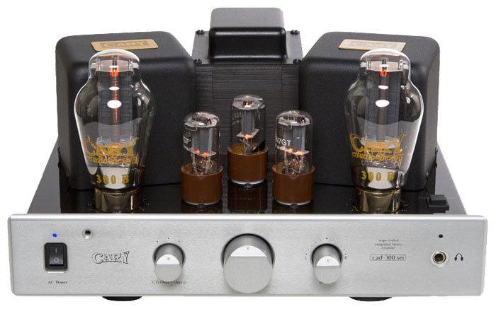 Cary Audio Design CAD 300 SEI Black