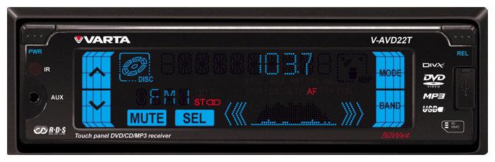 Автомагнитола VARTA V-AVD22T