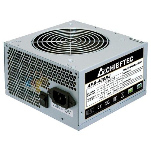 Блок питания Chieftec APB-400B8 400W