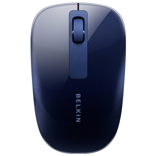 Мышь Belkin Wireless Comfort Mouse F5L030 Blue USB