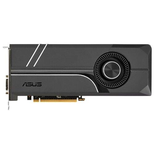 Видеокарта ASUS Turbo GeForce GTX 1070 1506Mhz PCI-E 3.0 8192Mb 8008Mhz 256 bit DVI 2xHDMI 2xDisplayPort HDCP Retail видеокарта asus geforce gtx 1070 ti turbo gtx1070ti 8g pci e 8192mb 256 bit retail turbo gtx1070ti 8g