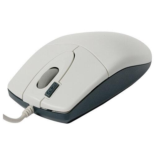 Мышь A4Tech OP-620D White USB мышь a4tech op 720 white ps 2