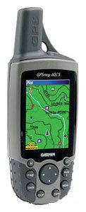 Навигатор Garmin GPSMAP 60CS