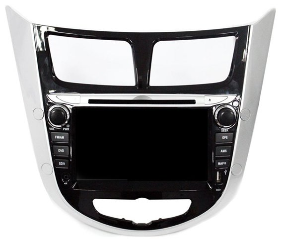 Автомагнитола FlyAudio E7560NAVI Honda CRV 2012