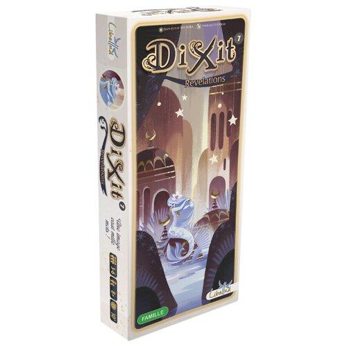 Купить Дополнение для настольной игры Asmodee Dixit 7: Revelations, Настольные игры