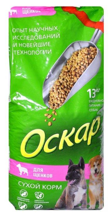 Оскар Сухой корм для Щенков (13 кг)