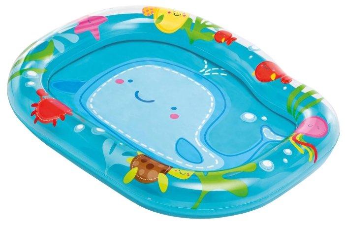 Детский бассейн Intex Lil' Whale Baby 59406