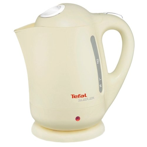 Чайник Tefal BF 9252 Silver Ion, желтый