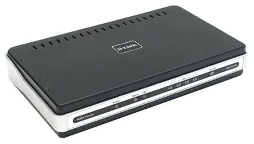 D-link DSL-2540/BRU