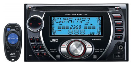 Автомагнитола JVC KW-XG707EE