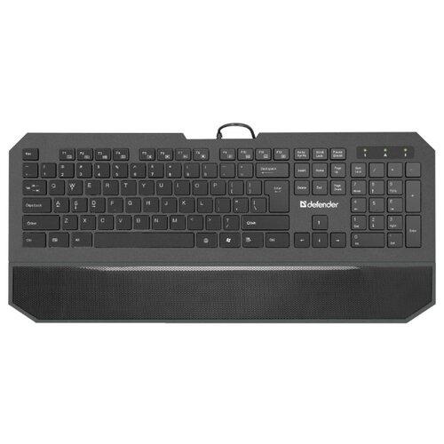 Клавиатура Defender Oscar SM-600 Pro Black USBКлавиатуры<br>