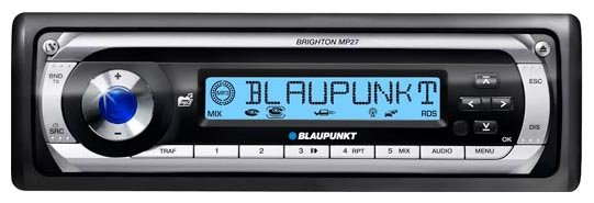 Автомагнитола Blaupunkt Brighton MP27