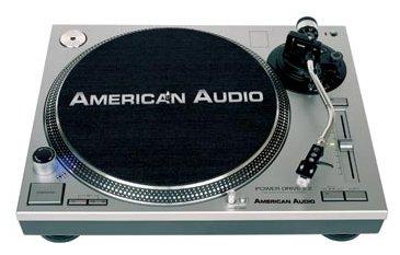 American Audio Power Drive 2.2