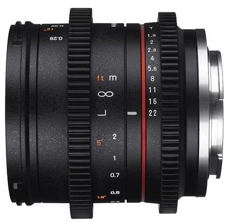Объектив Samyang 21mm T1.5 ED AS UMC CS Sony E
