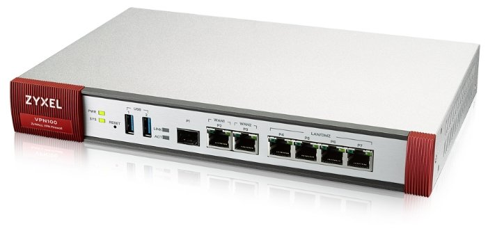 Маршрутизатор ZYXEL ZyWALL VPN100