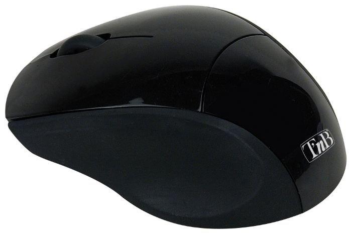 Мышь T'nB Mini wireless mouse MM240 Black USB