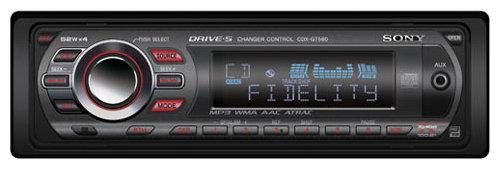 Sony CDX-GT560