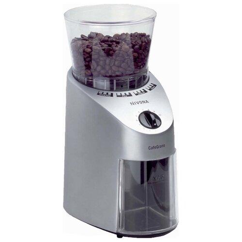 Кофемолка Nivona NICG 130 CafeGrano серебристый