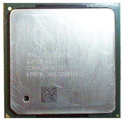 Intel Процессор Intel Pentium 4 Northwood