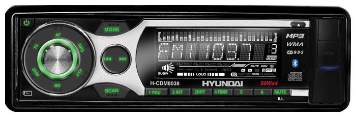 Автомагнитола Hyundai H-CDM8038 (2007)