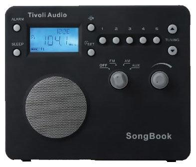 Радиоприемник Tivoli Audio SongBook