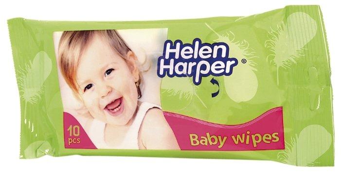 Влажные салфетки хелен харпер